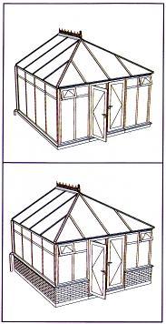 Edwardian Design Conservatory