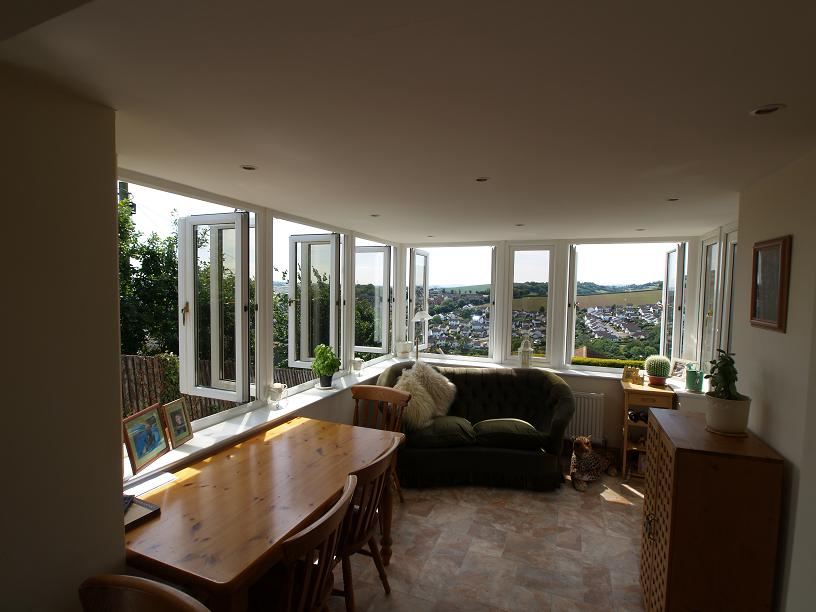 Extension - Internal View with Open Windows