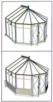 Victorian Design Conservatory
