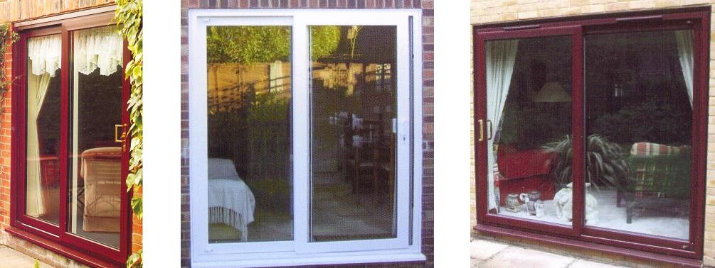 Sliding Patio Doors 1005 x 378