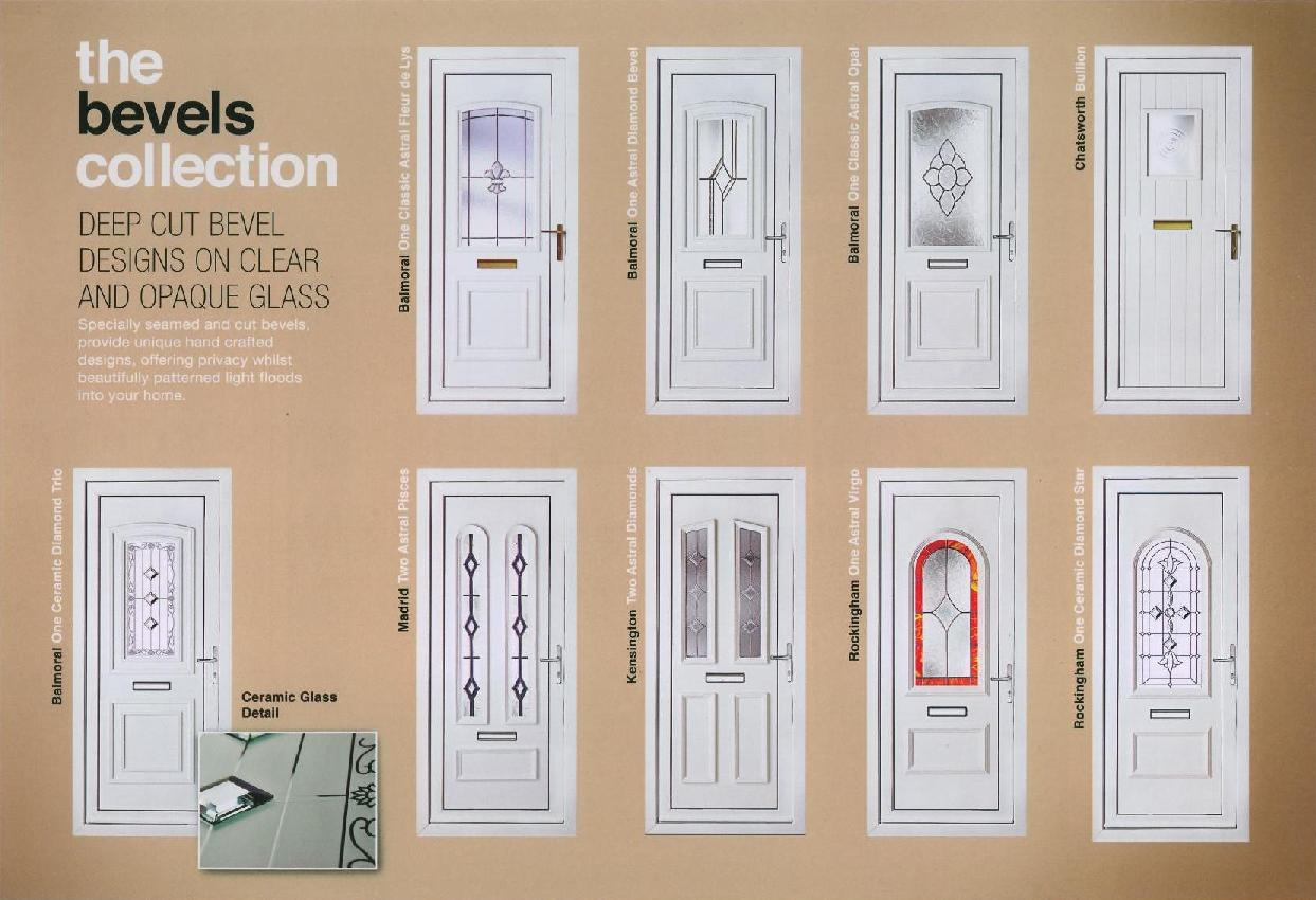 The Bevels Collection & Door Panel Collection | Curwell Windows Ltd