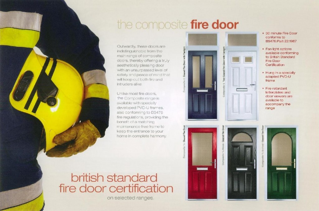 The Composite Fire Door