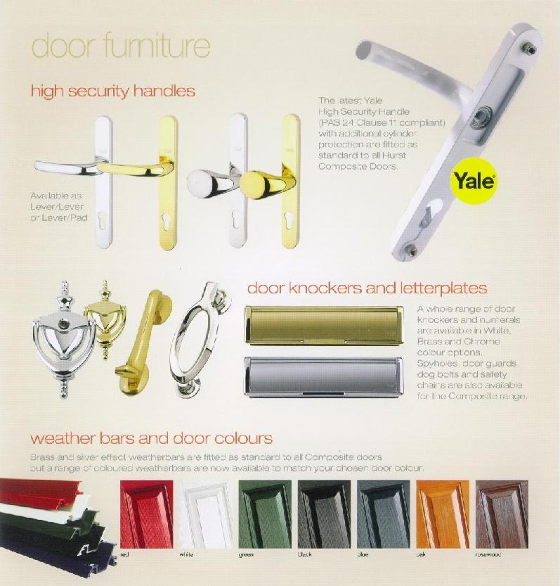 The Composite Door Furniture