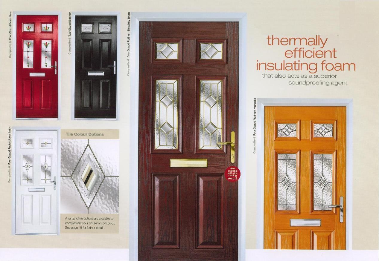 The Composite 6 & Composite Door Collection | Curwell Windows Ltd